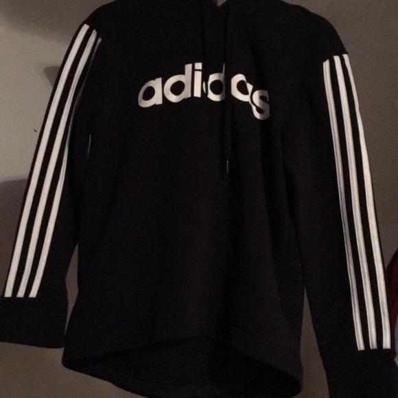 adidas shirt hoodie